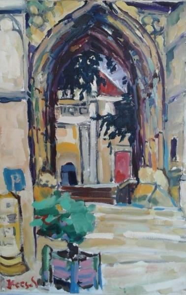Kerkportaal