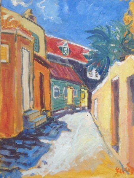 Hendriksteeg Curacao