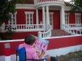Rode landhuis scharloo (foto)