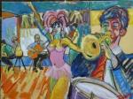 carnaval-domburg-olie-op-doek