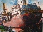 tanker-rotterdam-olie-op-doek-100x120