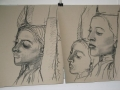 tekeningen-indiase-vrouw
