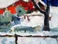 winter-thiembronne-varkenskot-22x34-olie-op-paneel